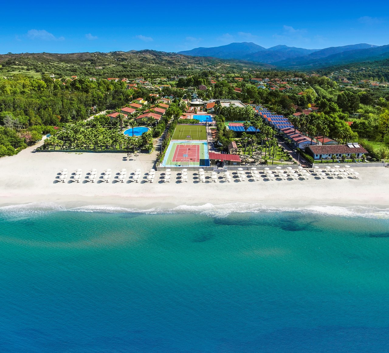 Olimpia Cilento Resort 7 Notti Pensione Completa Camera Family Room