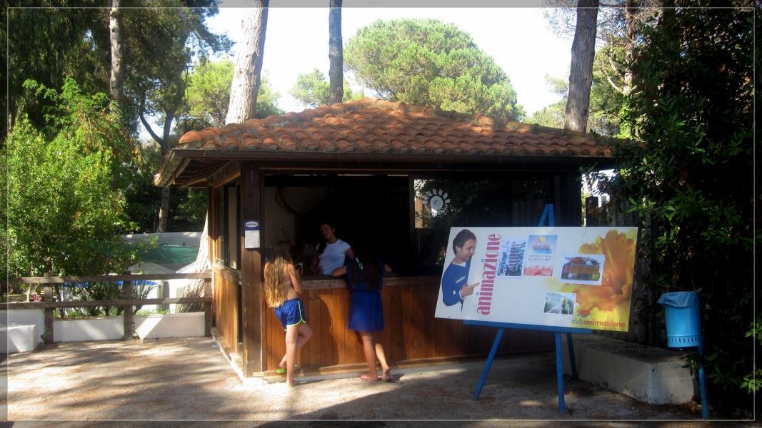 Settimana a Camping Village SantAnastasia Bungalow Superior