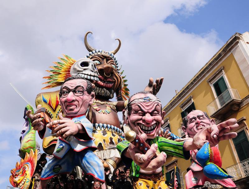 Carnevale di Putignano 14 Febbraio - Putignano