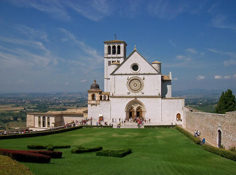Gita in Bus - Assisi e Spello 28 Marzo - Assisi