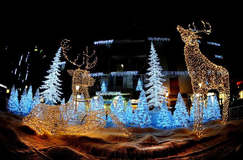Salerno Luci e Magie di Natale 11 Dicembre - Salerno