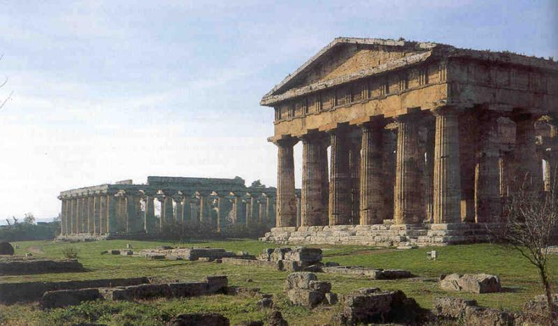 Viaggio in Bus Paestum dal 3 Agosto - Paestum