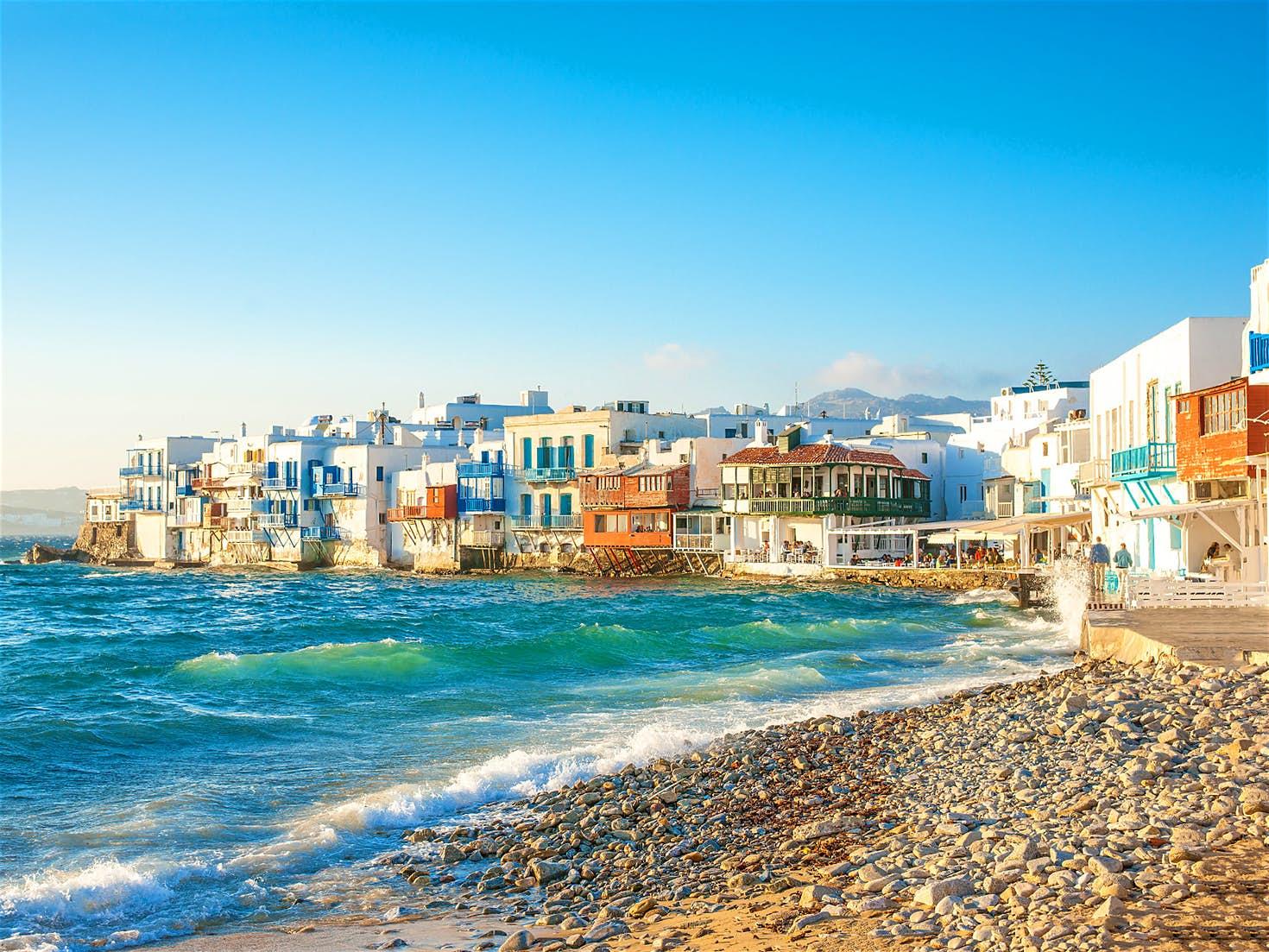 Estate 2019 Grecia Mykonos 7 Notti Volo Incluso Partenza 3 Agosto