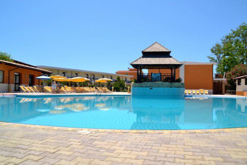 Baia dei Gigli Hotel Club Settimana Speciale Pensione Completa 8 Luglio - Calabria