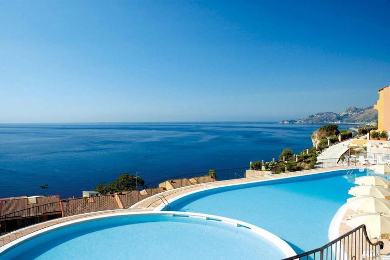 Capo dei Greci Resort Hotel  Spa Mezza Pensione 7 Notti dal 26 Agosto - Sicilia
