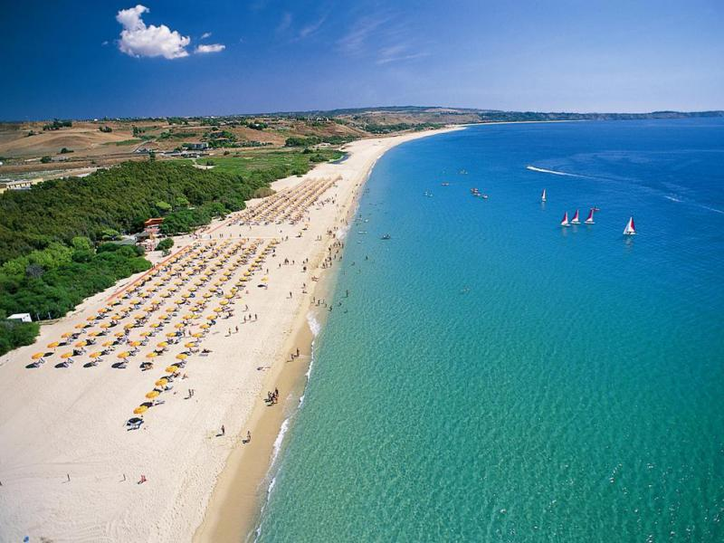 Serene Village Settimana Speciale Pensione Completa Partenza 29 Luglio - Calabria