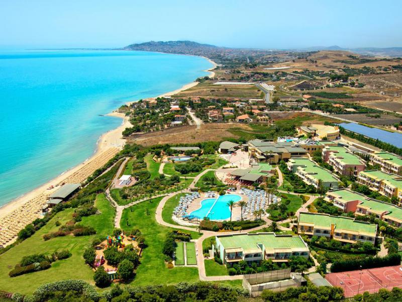 Serenusa Village Settimana Speciale Pensione Completa 1 Luglio - Sicilia