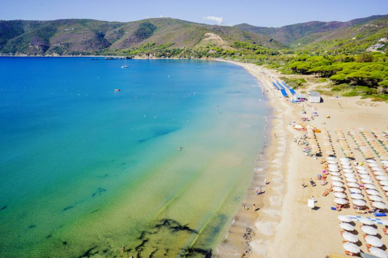 Uappala Hotel Lacona Settimana Speciale Pensione Completa 5 Agosto - Toscana