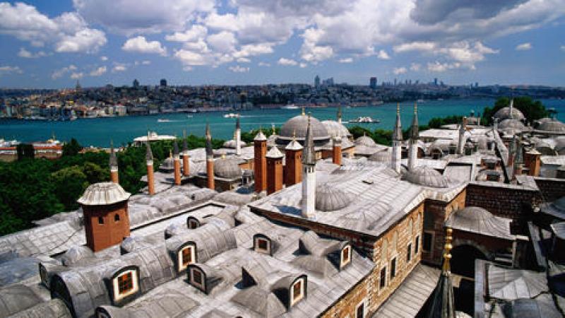Istanbul 2012-2013 Hotel Antik 4 - Istanbul