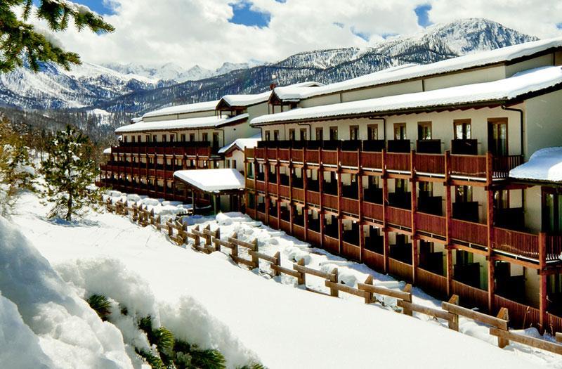 Bluserena Hotel Sansicario Majestic da 15 a 22 Marzo - Italia