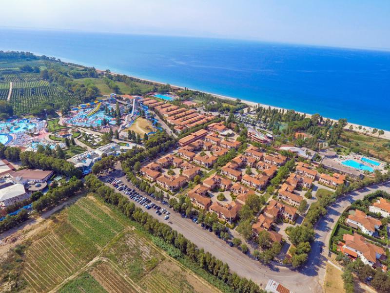 Speciale Calabria Futura Club Itaca Nausicaa 7 Notti Periodo dal 16 Giugno
