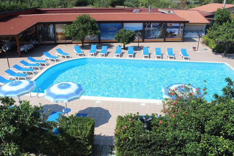 Speciale Calabria Nicolaus Club Aquilia Resort 7 Notti Periodo dal 25 Agosto