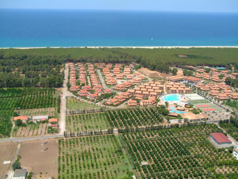 Porto Ada Village 7 Notti Soft All Inclusive dal 7 Luglio  Volo - Calabria