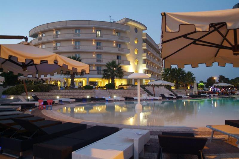 Grand Hotel Cavalieri 4 - Puglia