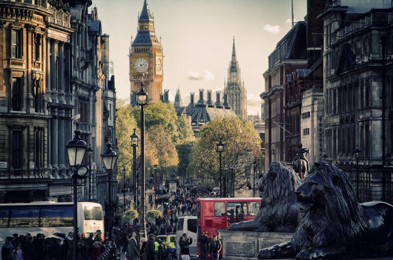 Pasqua a Londra - Hotel Wesley - Londra