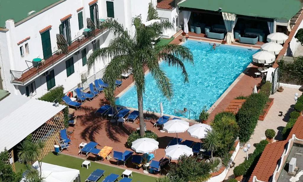 Pasqua a Ischia 3 Notti Hotel Lord Byron