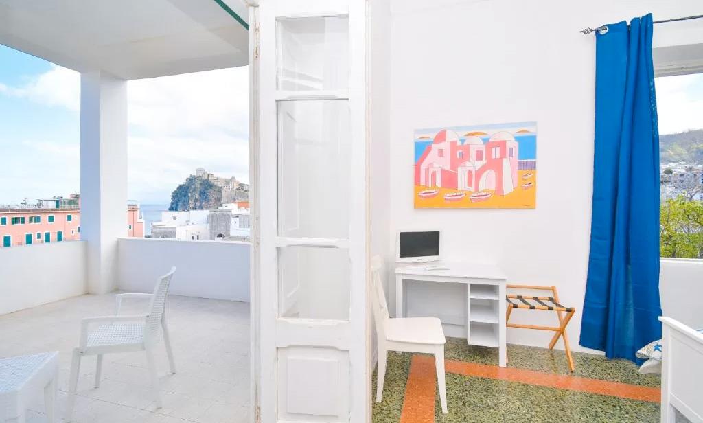 Pasqua a Ischia Hotel Villa Panoramica Solo Pernottamento