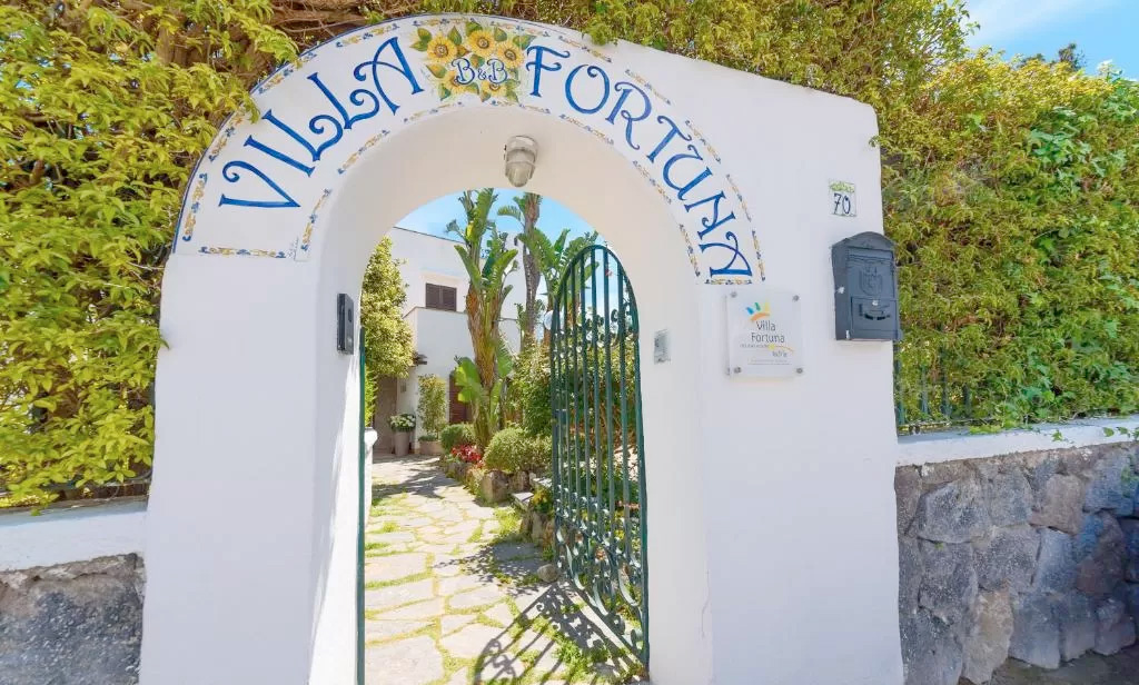 Pasqua a Ischia Villa Fortuna con Prima Colazione