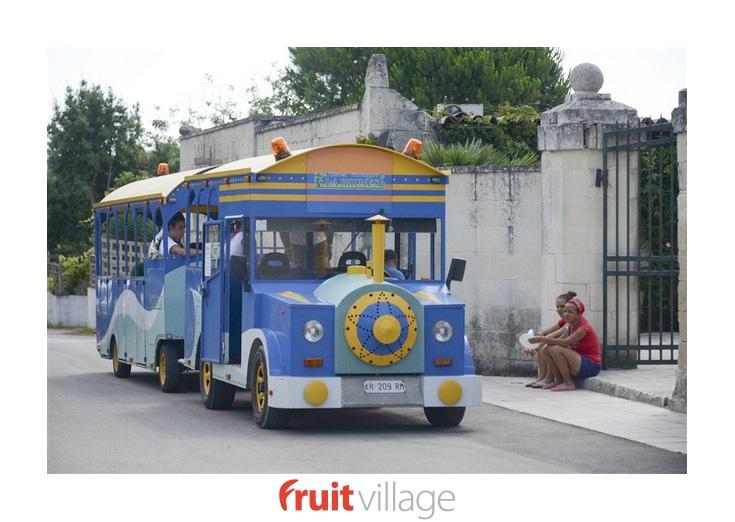 Ponte 2 Giugno in Puglia Fruit Village La Brunese
