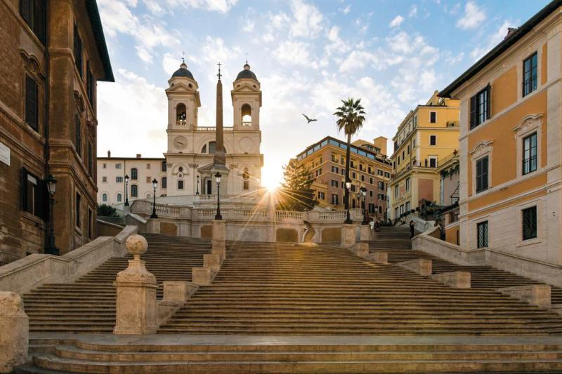 Ponte Immacolata dal 7 Dicembre Roma Hotel Caravel - Roma