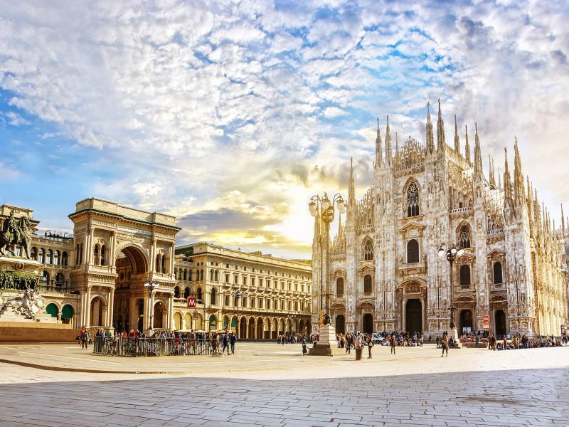 Ponte Ognissanti dal 1 Novembre Milano Hotel Mennini - Milano