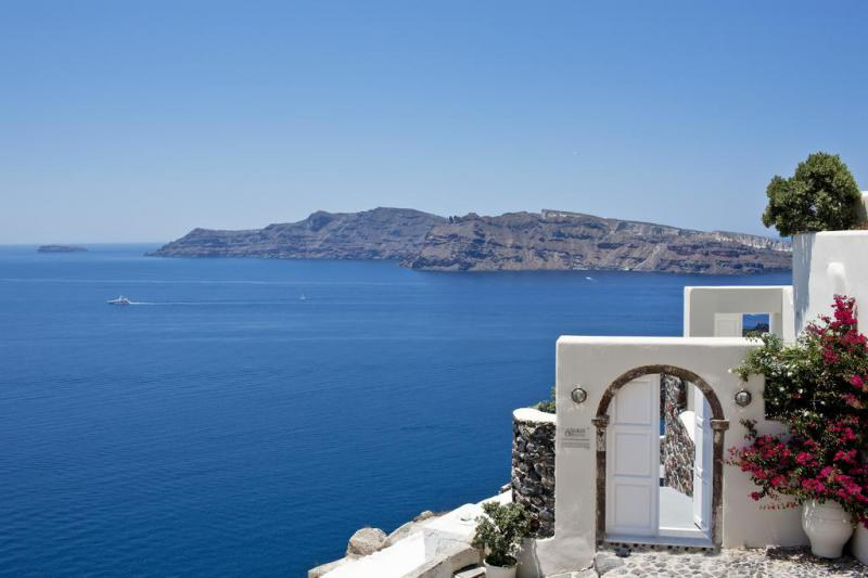 Canaves Oia Suites  Spa 4 Notti River Pool Suite Partenze Agosto - Grecia