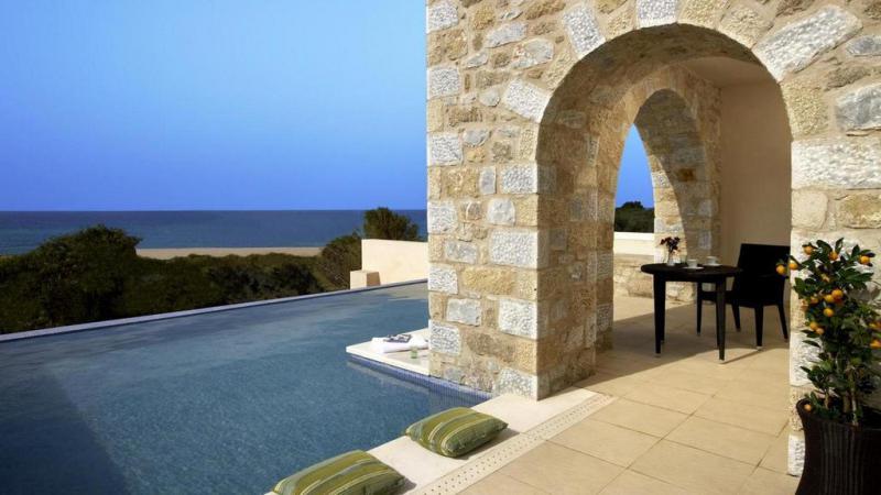 Costa Navarino 4 Notti Infinity Room Garden View con Piscina Partenze Giugno - Grecia