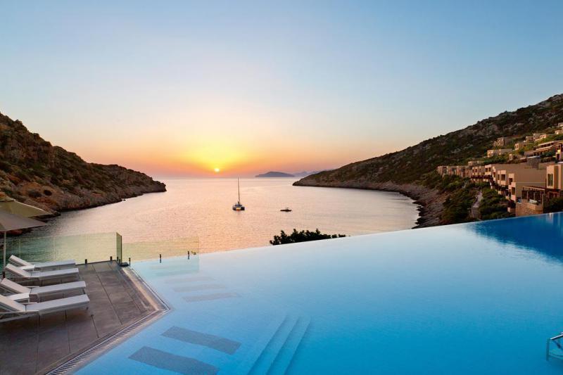 Daios Cove Luxury Resort  Villas 4 Notti Deluxe Sea View Partenze Luglio - Grecia