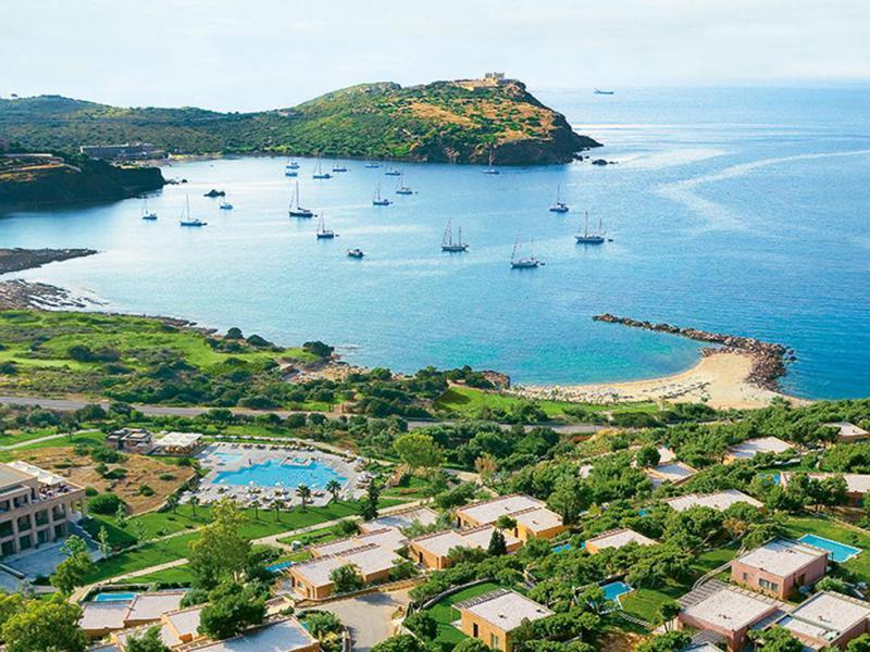 Grecotel Exclusive Resort Sounio Superior Bungalow Garden View Partenze Maggio - Grecia