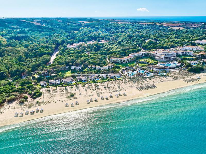 Grecotel Olympia Riviera Superior Sea View Guestroom Partenze Luglio - Grecia