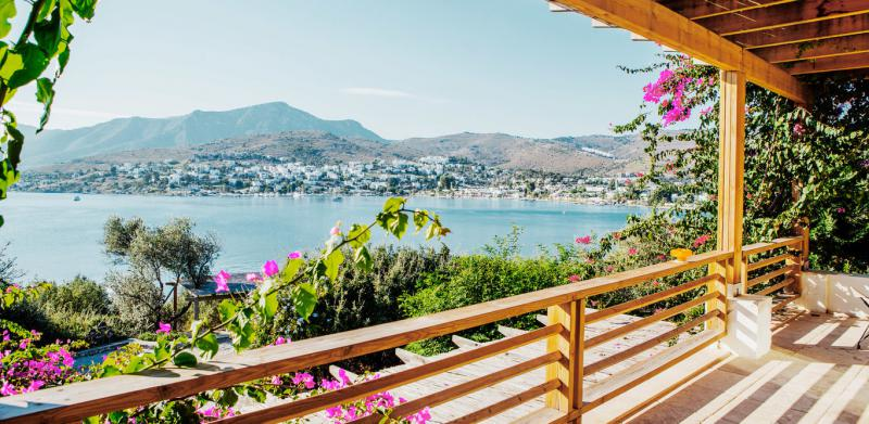 Macakizi Hotel Bodrum 4 Notti Camera Upper Deck Garden View Partenze Giugno - Turchia