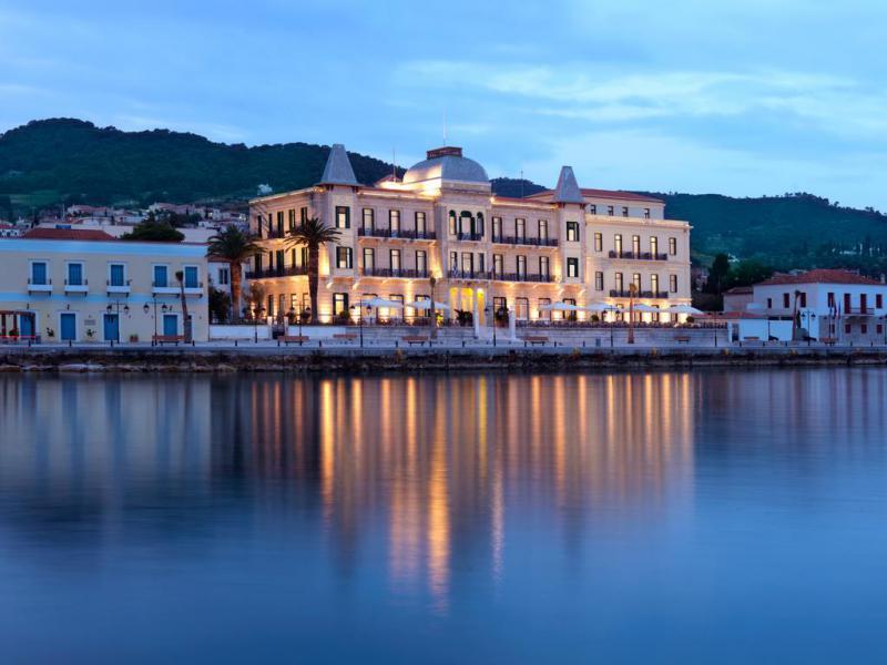 Poseidonion Grand Hotel Deluxe Room Garden View Partenze Luglio - Grecia