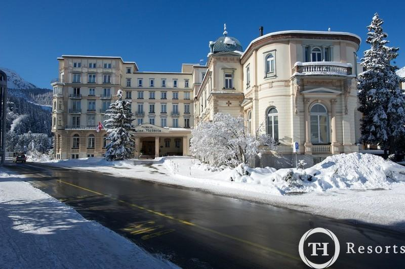 TH Resort Neve Hotel Reine Victoria 4 notti da 2 Aprile - Camera Standard - Svizzera