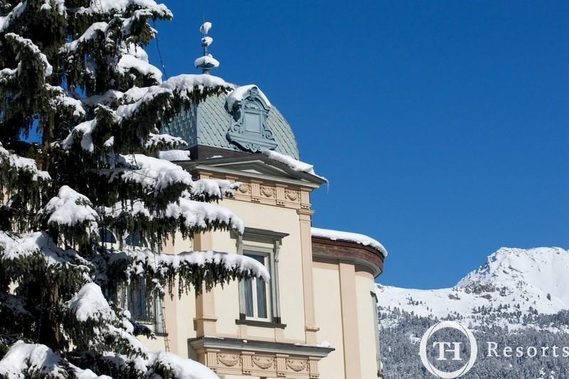 TH Resort Neve Hotel Reine Victoria 4 notti da 2 Gennaio - Suite - Svizzera