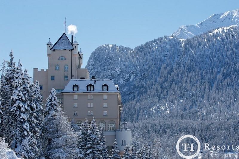 TH Resort Neve Hotel Schloss 4 notti da 2 Gennaio - Camera Pnoramica - Svizzera