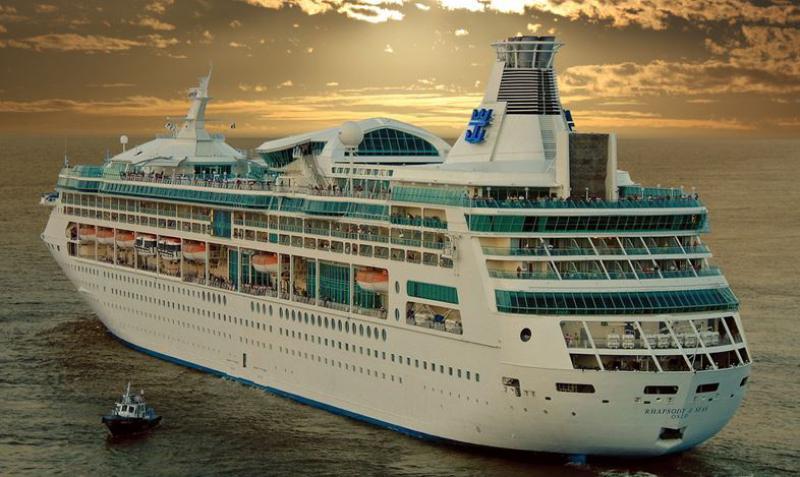 Royal Caribbean Rhapsody of The Sea 7 Notti Partenza Venezia 26 Agosto Cabina Interna - Rhapsody of the sea