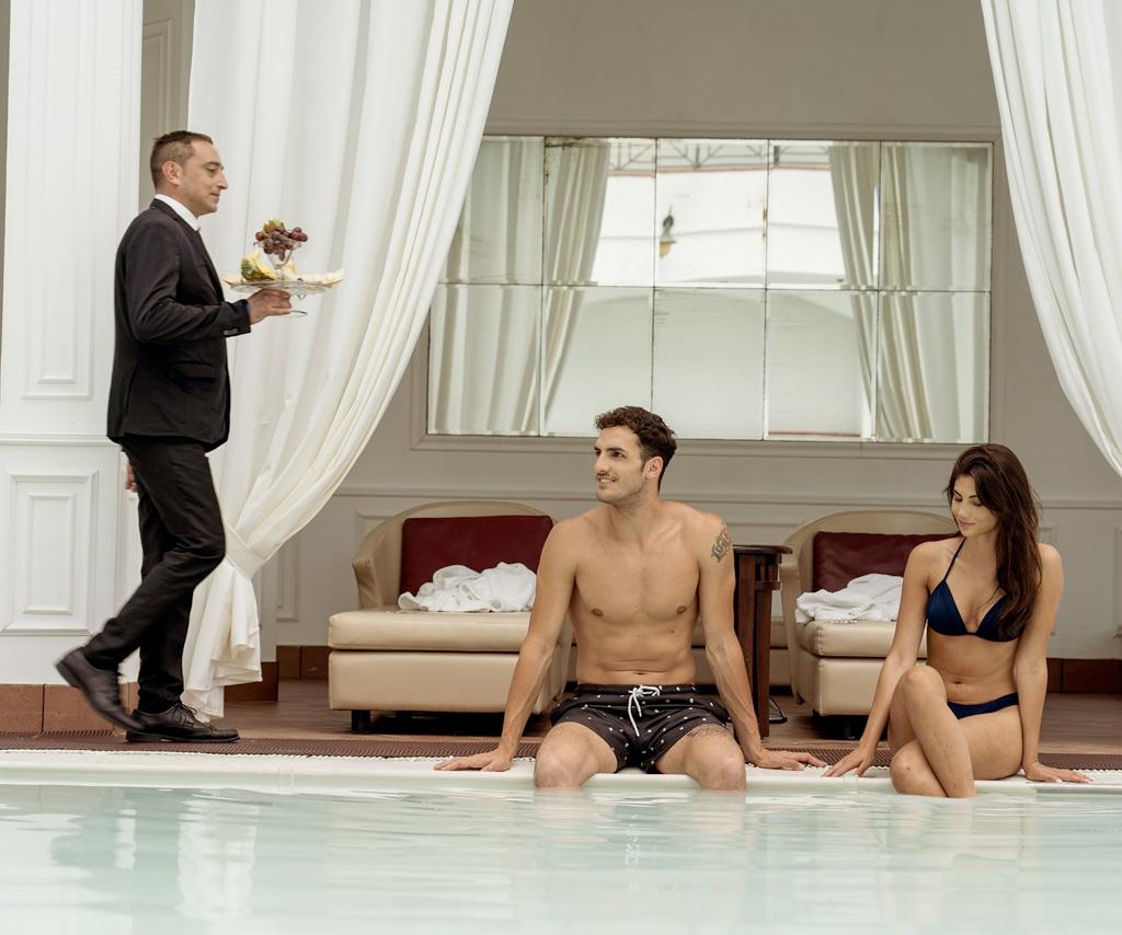 Hotel Terme Rosapepe - Pacchetto 1 Notte Top Relax di Sera