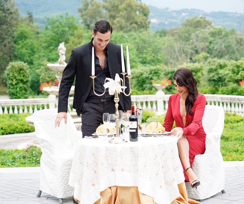 Hotel Terme Rosapepe - Pacchetto 2 Notti Pensione Extra Luxury di Coppia