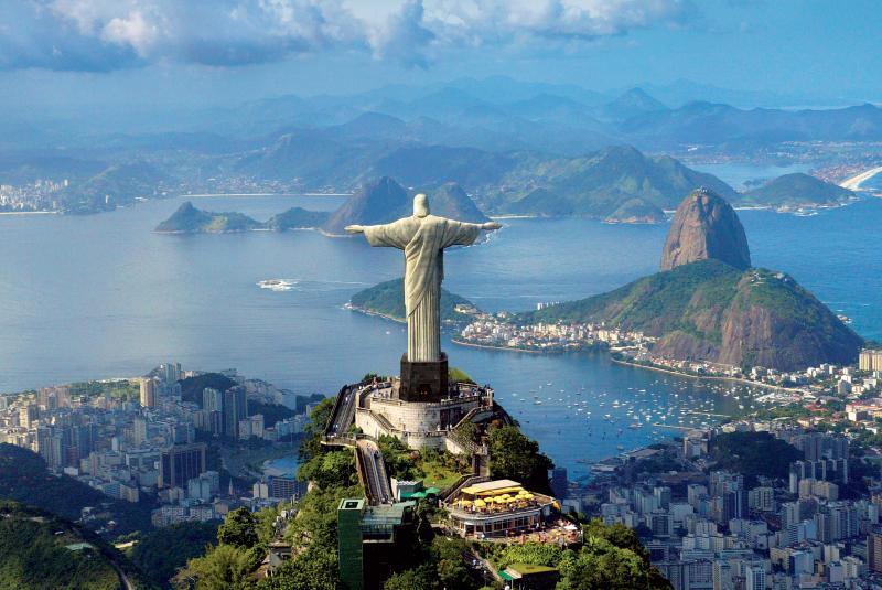 Tour Evasioni Brasiliane da 24 Parile - Brasile