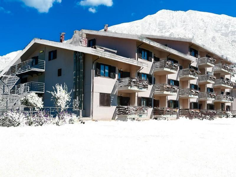 Club Hotel du Park Pensione Completa 4 Notti Periodo Febbraio 2016 - Opi