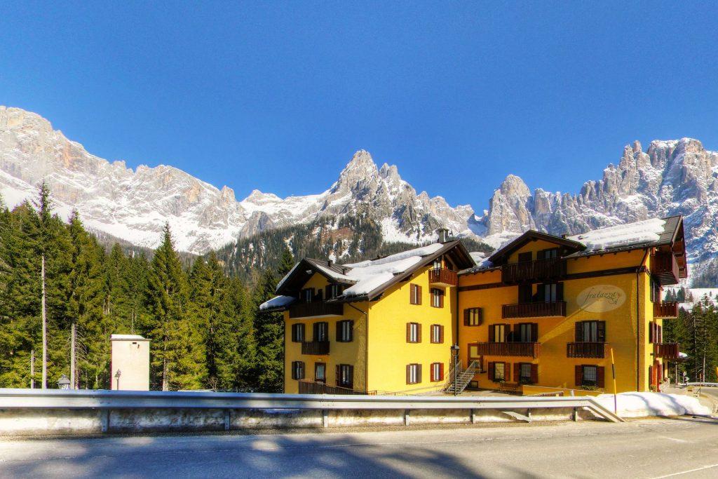 Hotel Fratazza nel periodo dal 23/01 al 11/02