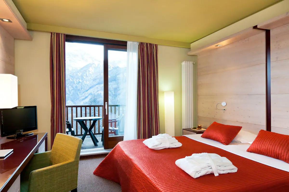 Hotel Sansicario Majestic 7 Notti dal 3 Gennaio