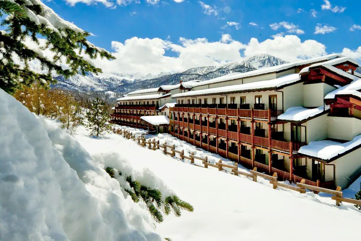 Hotel Sansicario Majestic 7 Notti dal 7 Febbraio