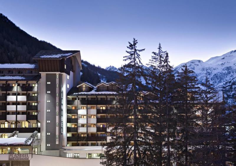 Planibel Hotel  Residence 4 Notti dal 26 Dicembre Camera Standard - Valle daosta