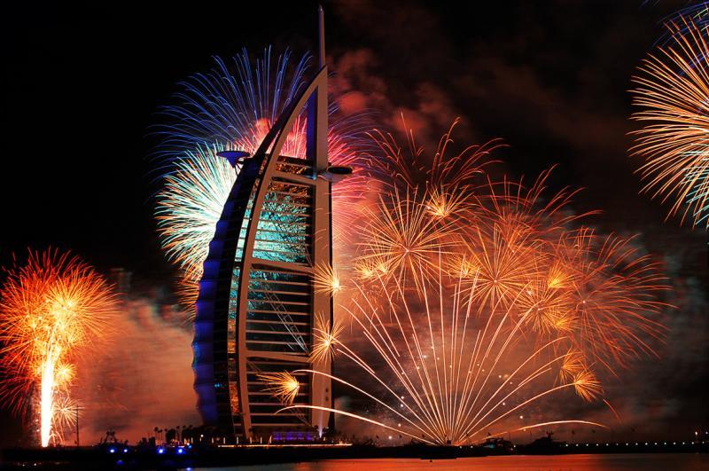 Capodanno a Dubai Partenza da Roma e Milano il 28 Dicembre - Arabian Courtyard Hotel  Spa - Capodanno 2015