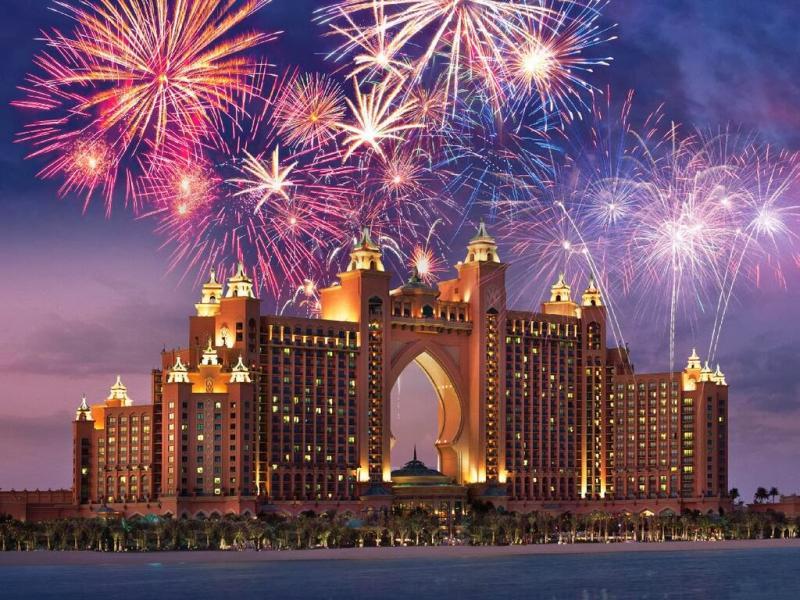 Capodanno a Dubai Partenza da Roma e Milano il 26 Dicembre - Al Ghurair Rayhann By Rotana - Dubai