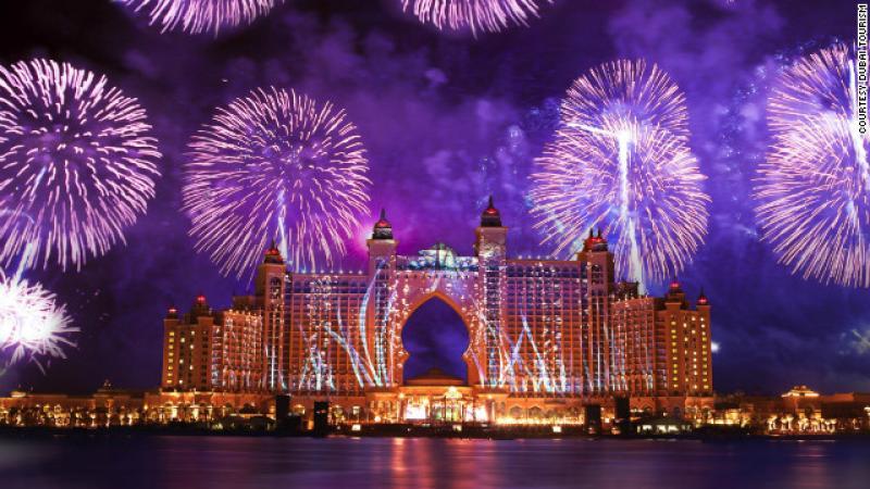 Capodanno a Dubai Partenza da Roma e Milano il 29 Dicembre - Crowne Plaza Deira - Capodanno 2015