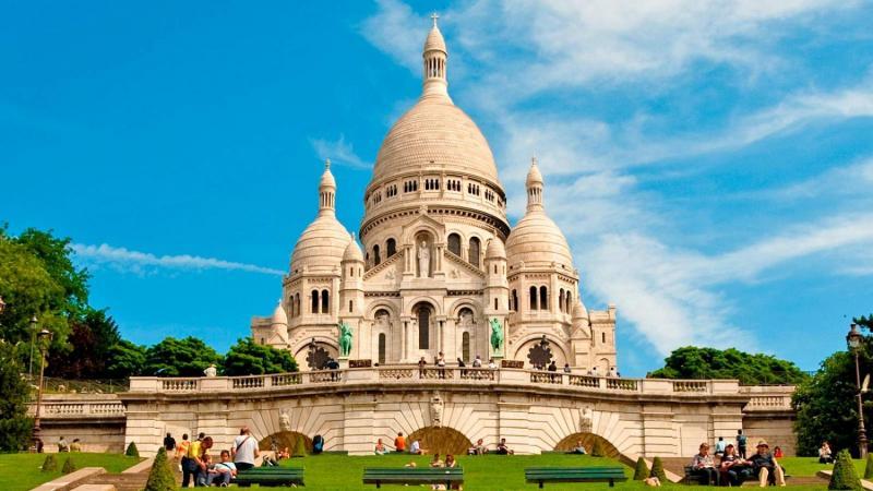 Capodanno a Parigi - Hotel Mirific partenza da Napoli - Parigi