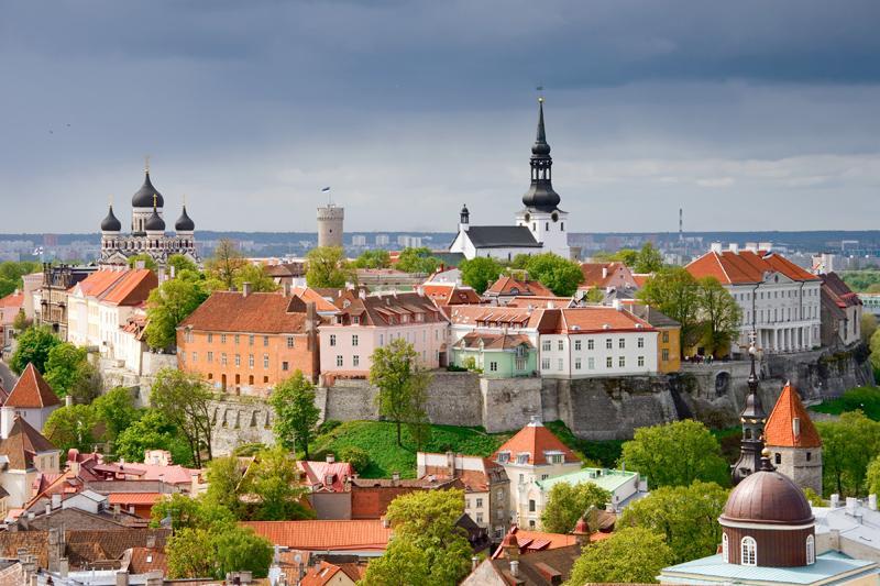 Pasqua a Tallinn - PK Ilmarine - Tallinn