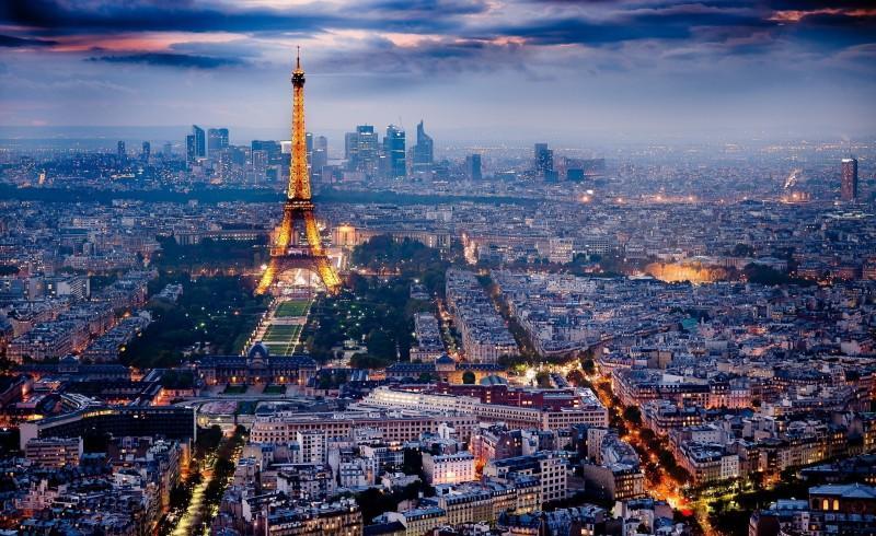 Pasqua a Parigi - Concorde LaFayatte - Parigi